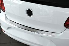 Protezione paraurti per VW Polo 5 V 6R Facelift 2014-2017 acciaio inossidabile