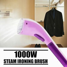 1000W Portable Steam Iron Handheld Mini Clothes Fabric Laundry Steamer