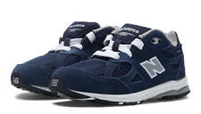 Boys New Balance Navy Blue Lightweight Lace Sneakers Boys Size 13 M