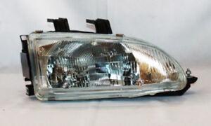 92-95 Honda Civic Headlight Right RH TYC 20-1690-00