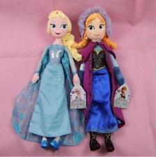 New Christmas Disney Frozen Elsa&Anna princess stuffed plush Doll gift 40CM