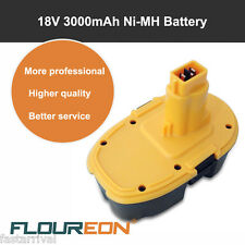 18V 3.0Ah Ni-MH Batteria Per DEWALT DC9096 DE9503 DW9095 DW9096 DE9096 DCG411KL
