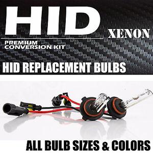 2x 35W 55W Xenon HID Kit 's Replacement Light Bulbs H1 H3 H7 H10 H11 9005 9006