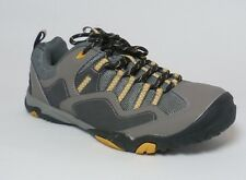 "Eddie Bauer ""Barkley"" Leather Hiking Trail Athletic Sneaker Shoes Mens US 9.5"