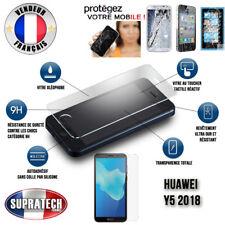 Protection d'Ecran en Verre Trempé Contre les Chocs pour Huawei Y5 2018