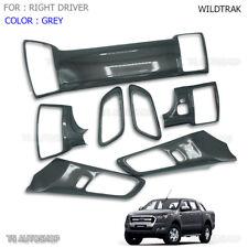 Wildtrak Interior Dash Panel Cover Fits Ford Ranger 4Dr T6 Mk2 Facklift 15 16 17