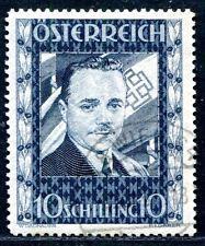 ÖSTERREICH 1936 588 gestempelt DOLLFUSS 900€(S1552