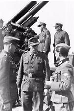 WW2 - Artilleurs caucasiens de l'Armée allemande en Normandie 1944
