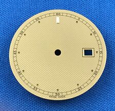Unbranded Watch Dial Part Fit ETA 2824-2 Swiss Made 32.5mm -second circle- #726