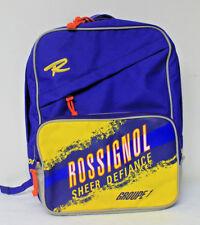 Vintage Rossignol Sheer Defiance Ski Winter Zip Adjustable Backpack Bag 80s 90s