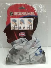 Sports Head And Neck Gaiter Nhl Montreal Canadiens