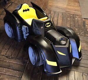 Batman Superhero Batmobile