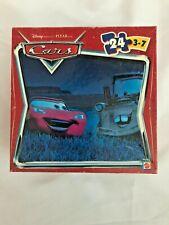 Cars 24 Piece Puzzle Mattel