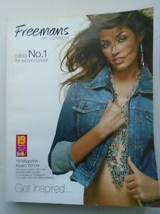 Freemans of London Catalogue Spring Summer 2003 Retailing Fashion Shopping