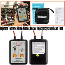 EM276 Injector Tester 4 Pluse Modes Tester Injector System Scan Tool Universal