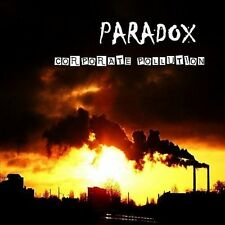 Paradox - Corporate Pollution [New CD]