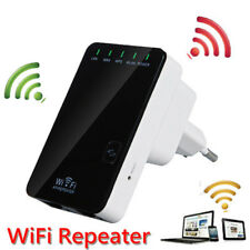300Mbps Wireless-N Wifi Mini Router AP Repeater Extender Booster Client Bridge