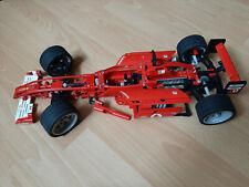 Lego tecnología (8386) ferrari f1 Racer 1:10 sin OVP