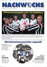 1. FC Magdeburg - Offizielles Nachwuchsjournal - Ausgabe 1 - Herbst 1998