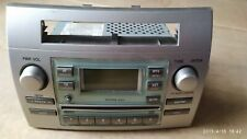Radio Toyota Corolla verso 04-08