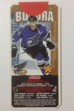 1999-00 Jell-O Hockey Card NHL Super Skills Peter Bondra - Fastest Skater