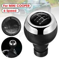 6 Pommeau Levier Vitesse pour Mini Cooper D S R55 R56 R57 R58 R59 F55 F56 F54