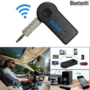 Wireless Bluetooth 3.5mm AUX Audio Stereo Music Home Car Adapter  NEW A28