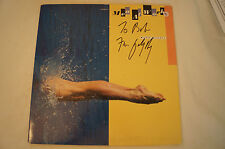 Men At Work - Two Hearts - Vinyl LP - Personally signed by Colin Hay w / COA