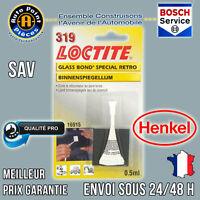 LOCTITE 319 GLASS BOND SPECIAL RETRO COLLE RETROVISEUR Gamme PRO Réf. 229407