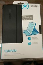 New Speck 9.7 iPad Pro iPad Air and iPad Air 2 in black stylefolio case
