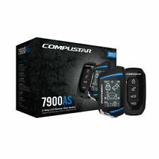 Compustar Cs7900-As All-in-One 2-Way Remote Start +Alarm System 3000-Ft Cs7900As