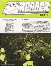 R.E.M. Fanclub Reader Reveal Vol.1