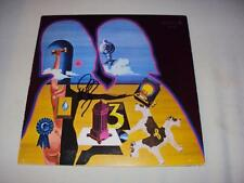 THREE DOG NIGHT CHUCK NEGRON SIGNED AUTOGRAPHED LP RECORD WITH PROOF + COA