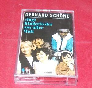 MC Gerhard Schöne singt Kinderlieder aus aller Welt -- Jumbo 847917-971