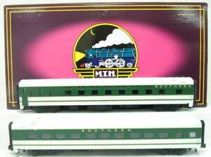 MTH 20-6617 O Southern 70' Streamlined Slpr/Diner Passenger Car Set (Set of 2)