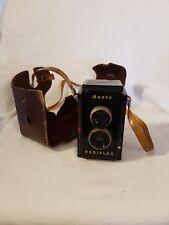 Vintage Camera - Ansco Rediflex w Case - Case is in Rough Shape, Camera Nice!