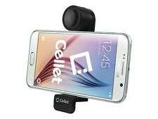 """Cellet Car Air Vent Mount Cell Phone Mount Holder for Smartphones To 3.6"""" Wide"""