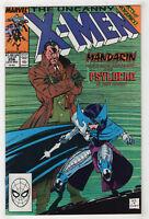 Uncanny X-Men #256 (Dec 1989 Marvel) Acts Vengeance [1st New Psylocke] Jim Lee X