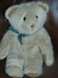 "Vintage Eden Brown Teddy Bear 14"" plush"