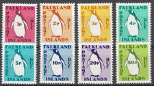Falkland Islands Porto 1-8** Pinguin