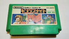 KING'S KNIGHT for Nintendo FAMICOM (FC NES)/Only cartridge/tested -a45-