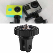 Tripod Mount to Quick-Release Adapter Monopod for Gopro Hero 1 2 3 4 Camera AU