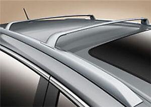 Genuine Infiniti Roof Rail Crossbars Bright Silver 999R1RZ500
