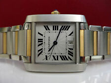 Cartier Rectangle Not Water Resistant Wristwatches