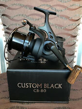 Okuma Custom Black CB-80 Karpfenrolle