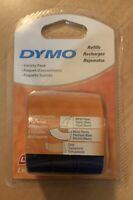 DYMO Label Tape, 3 pack Assorted - NEW