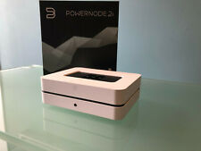 Bluesound Powernode 2i (Non-HDMI) - White - Great Condition - Authorised Dealer