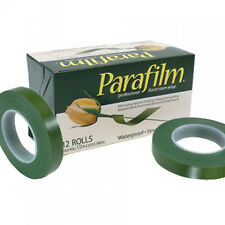 Floristry Parafilm Stem Wrap Tapes X2 Also for Grafting Tape Horticulture