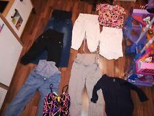 Schwangerschaftskleidung Umstandsmode Paket Umstandskleidung Hose Gr.36