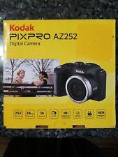 Kodak Pixpro Az252 Point & Shoot Digital Camera with 3� Lcd, Black